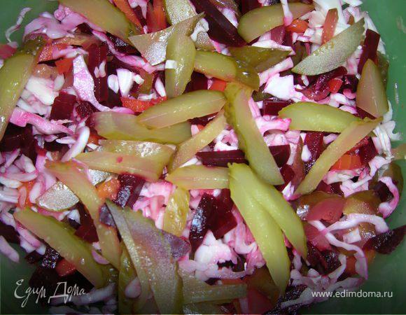 Аксайский салат