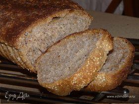 Хлеб с кунжутом