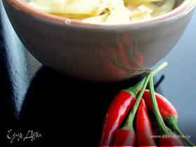 Картофельный салат по-корейски