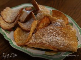 Миндальное печенье «Тюиль»