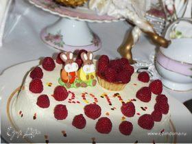 """Торт """"Зайцы в малине"""""""