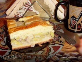 Пирог мясной по-домашнему