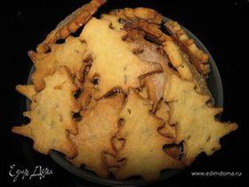 Печенье тминное