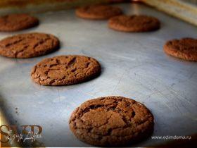 Шоколадное печение для взрослых
