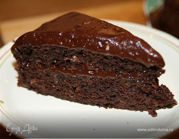 итальянский шоколадный торт рецепт с фото