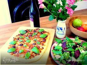 Pissaladiere - французская пицца