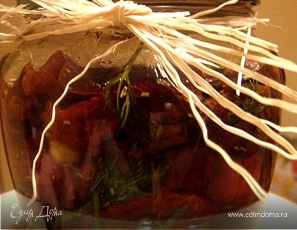 Вяленые помидорки (деликатес)
