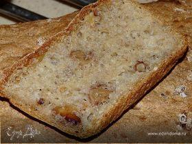 Мультизлаковый хлеб с грецким орехом