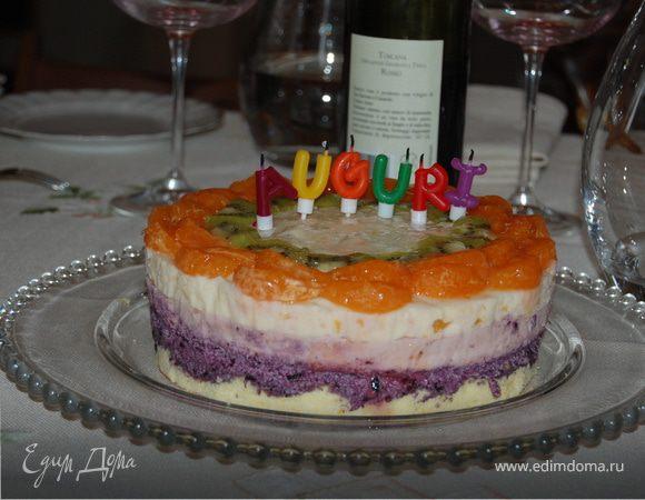 "торт ""Радуга"""