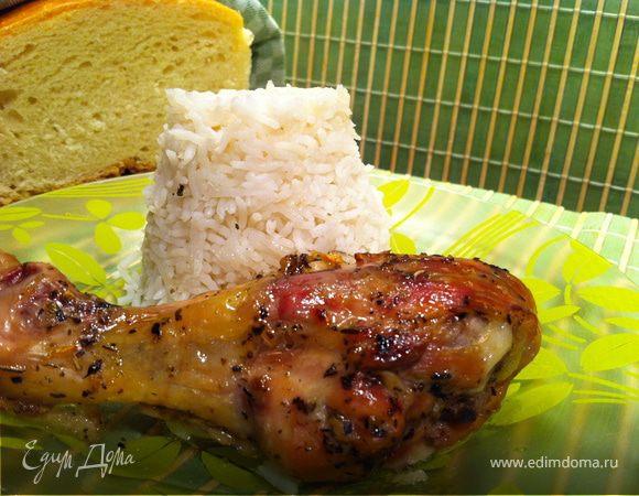 Рецепт куриной голени от юлии высоцкой
