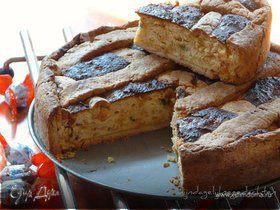 Неаполитанский пасхальный пирог/ Pastiera di Grano