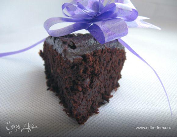 """торт """"Свекла в шоколаде"""""""