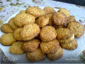 Печенье COOKIES с цитрусовой цедрой