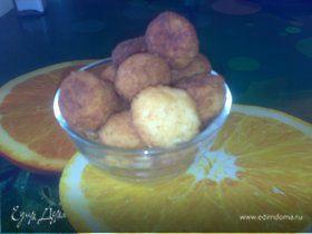 Картофельно-сырные шарики