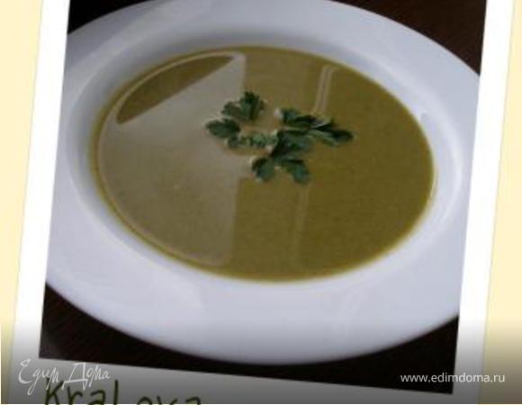 Восточноевропейский щавлевый крем-суп