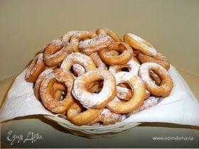 Классические московские пончики