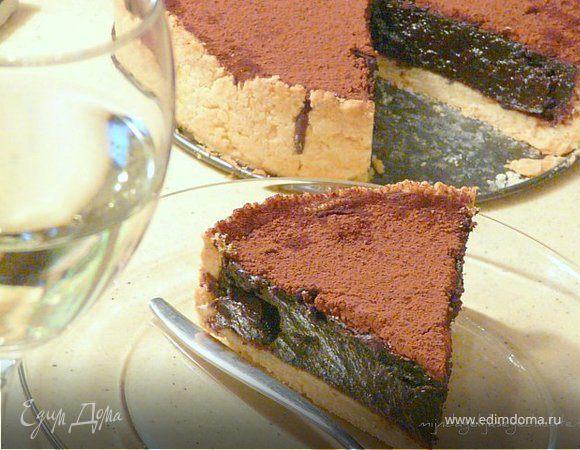 Torta nera / шоколадный торт