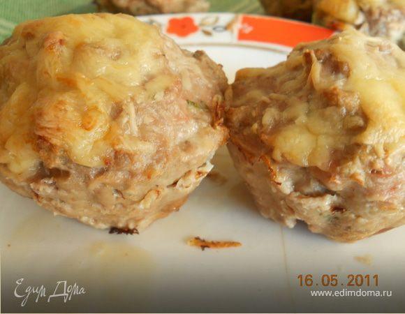 мясное суфле с творогом рецепт