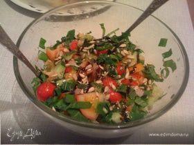 Летний салат «Свежесть»