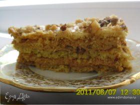 Белково-ореховая насолода