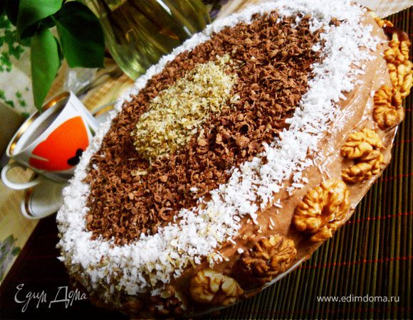 Австрийский шоколадный торт