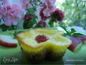Мини-чизкейки или творожные пирожные