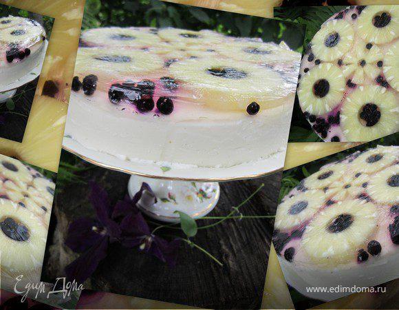 Торт - суфле для Ольги♥Ч:)!