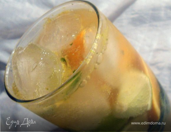 Цитрусовый мохито