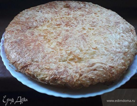 """Пирог закусочный """"Рисовая Сайра"""""""