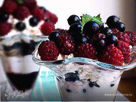 Легкий летний десерт