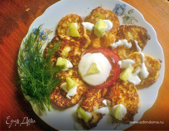 Сырные кнедлики по-австрийски
