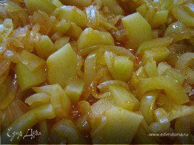 Овощной салат на зиму.