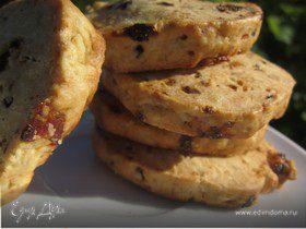 Сладкое печенье без сахара