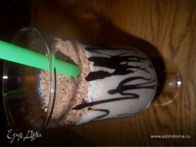 Mолочный коктейль с шоколадом