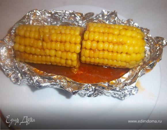 Кукуруза по-чертовски