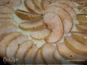 Простой английский яблочный пирог