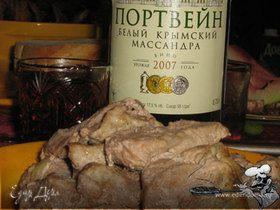 Паровой шашлык (или утилизация вчерашнего мяса)