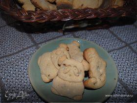 Имбирные печенюшки для Ванюшки!!!