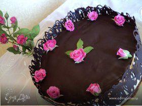 Кофейно-шоколадный торт « С добрым утром! »
