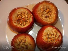 """Запечёные яблоки """"Подарок Евы"""""""