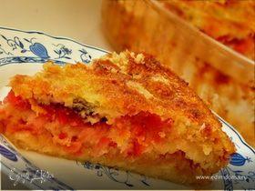 Насыпной пирог(мой вариант)