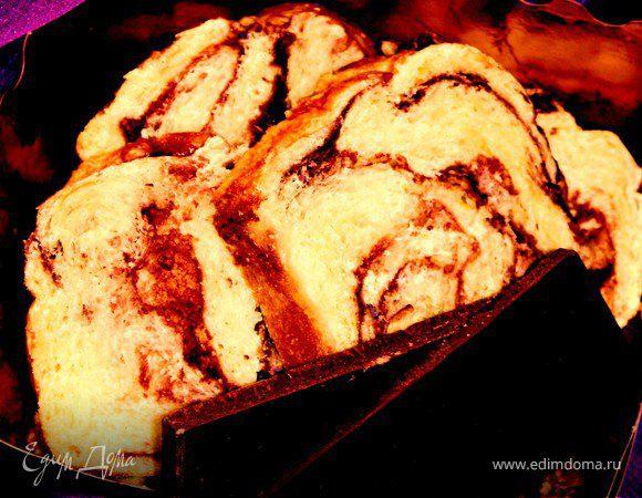 Кранч ореховый и шоколадный