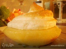 Нежный грушевый десерт