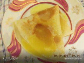 Tescoma Блинчики с апельсиновым соусом