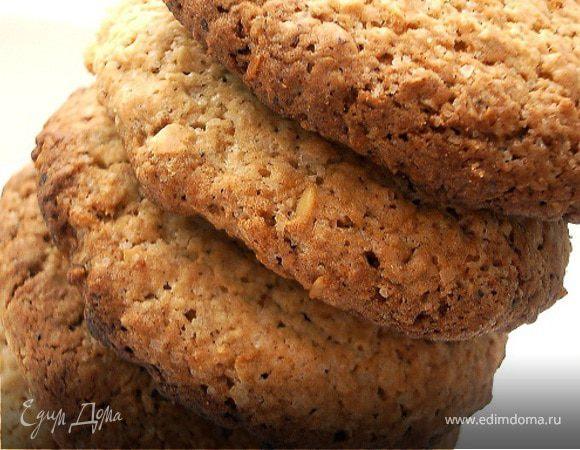 Самое вкусное овсяное печенье в домашних условиях