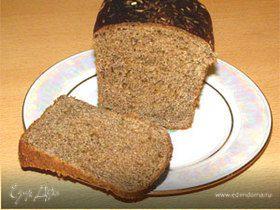 Пшенично-ржаной хлебушек с солодом