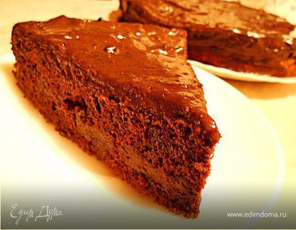 """Бразильский шоколадный торт """"Brigadeiro"""""""