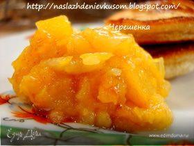 Яблочно-тыквенный соус