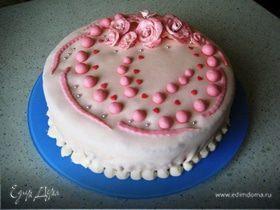 """Торт """"Розовый"""""""