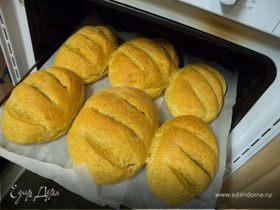 Многозлаковый хлеб (почти цельнозерновой)